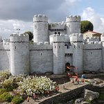 Model Village Castle