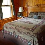 Izaak Walton Inn - Ground Floor Room 3 - Great Northern Room - End room with two windows Tracksi