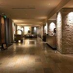 Their beautiful lobby