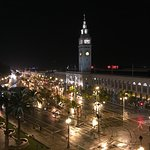 Rooftop view of the Ferry Building