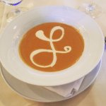 The very popular - Lobster Bisque