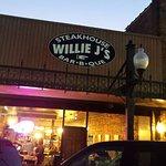 Foto de Willie J's BBQ and Steakhouse