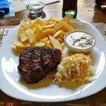 Filet Tenderloin Steak (Well Done)