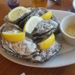 Monster baked oysters