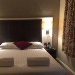 Foto de Comfort Inn Buckingham Palace Road