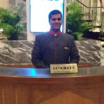 Concierge...The Man, Vijay!!!!