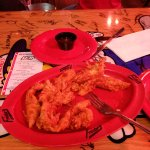 Awesome boneless wings!