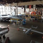 1/3 of the Naval Air Museum