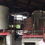 River rum distillery