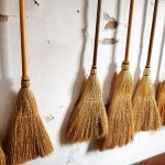 One of the many things they were known for producing, brooms!