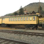Virginia & Truckee Railroad, Virginia City, NV