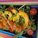 Le saumon est excellent !!