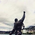 Photo of Freddie Mercury Memorial