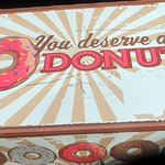yes, you do deserve a donut