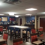 Breakfast area with ample seating