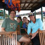 Tour on Tonle Sap