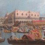 One of the museum's Canalettos