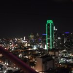 View of Downtown Dallas from Reunion Tower