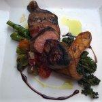 Grilled Prime Manhattan Steak Forestière