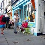 Tenby's Ice Cream, Tudor Square, Tenby