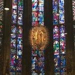 Windows in Aachen Cathedral