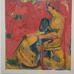 Mother and Child by Cuno Amiet