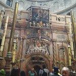 Photo of Christ's Tomb
