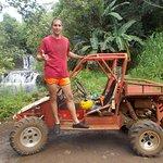 ATV cascada