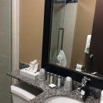 Upgraded Rooms Bathroom