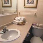 Silver studio-bathroom