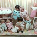 Les jolies poupées Corolle 1980-90. Faites en France