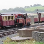 """An unusual engine the """"Double -Fairlie"""