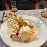 """I DO NOT take pictures of food...but this halva pudding cake was definitely """"photo worthy""""!"""