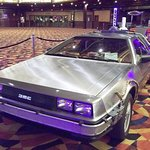 Back To The Future Movie Car