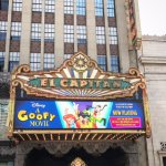 There's always family fun entertainment at Disney's El Capitan Theatre in Hollywood.