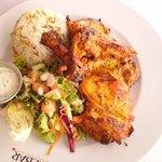 Chicken Pirzola