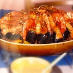 Cuisine eT plats proposés au jardin !!