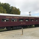 Foto de Great Smoky Mountains Railroad