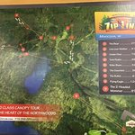 Northwoods Zip Line, Aerial Trekking, Argo ATV, and Kayak River Tours Picture