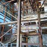 Britannia Mine - The Mill