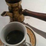 Arabic Coffee at Lebanese Nights Windsor