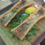 Bone Marrow board... DELICIOUS!
