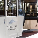 Ride the only winery aerial tram in the world!