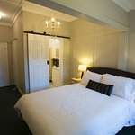 Newly refurbished ensuite room
