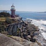 Sydney swans lighthouse