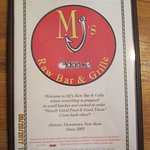 MJ's Raw Bar & Grille Foto