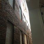 Rennie Collection in Heritage Building/Wing Sang Building, interior corridor