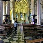 Interior da Catedral São Pedro de Alcântara Petrópolis Rio de Janeiro Brasil