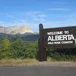 Welcome to Alberta, Canada