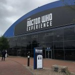 Doctor Who Experience entrance